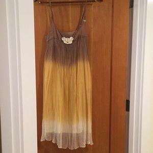 Miss Sixty ombré dress